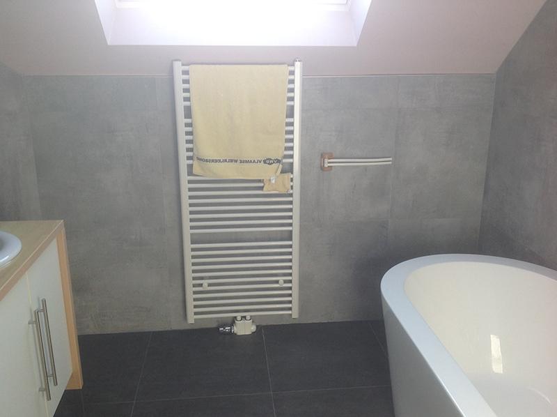 Salles de bains nos r alisations giovanni carrelages - Realisation salle de bain ...
