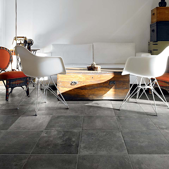 Carrelage effet beton for Giovanni carrelage